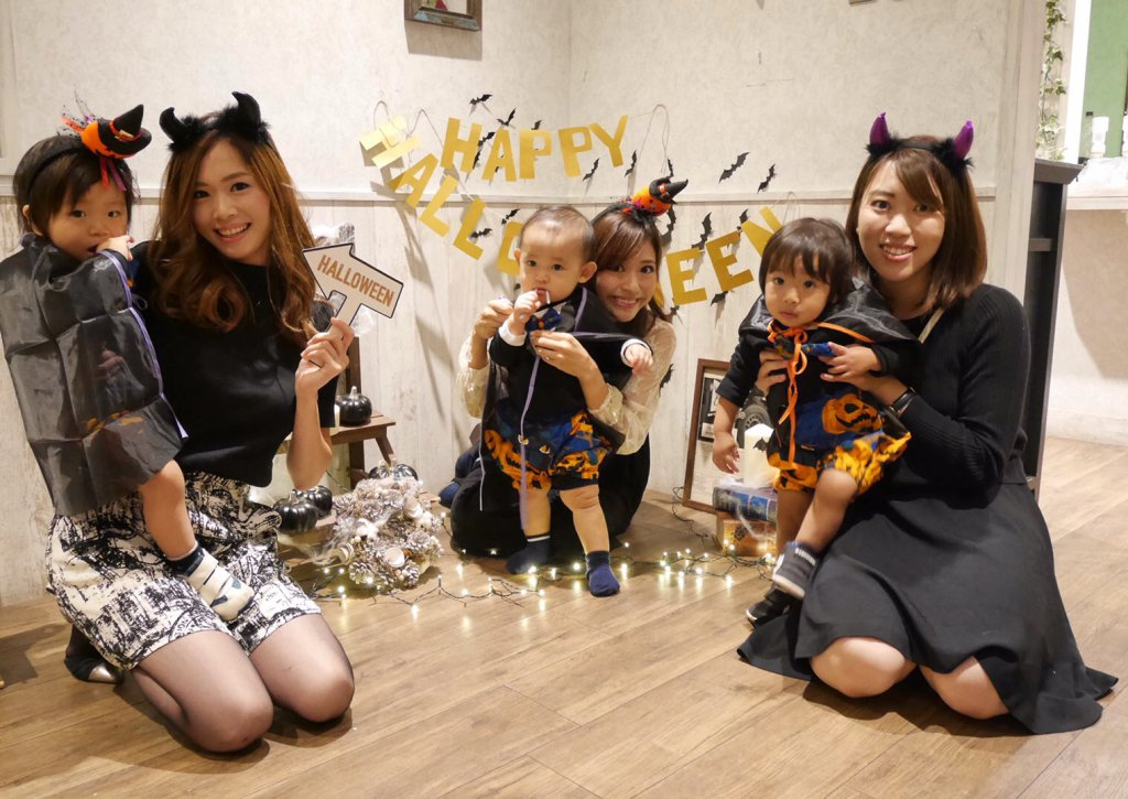2fcd80ce7bc15e Halloween Party byままくらぶ 開催! – Ayuho Blog